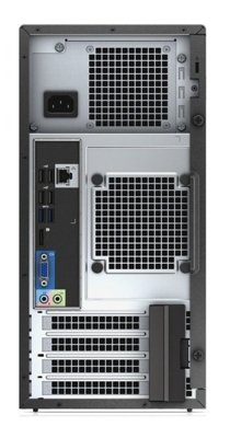 DELL Optiplex 3020 Tower Core i5 4570 (4-gen) 3,2 GHz / 8 GB / 240 SSD + 500 GB / DVD / Win 10 Prof. (Update) + GTX 1050 Ti