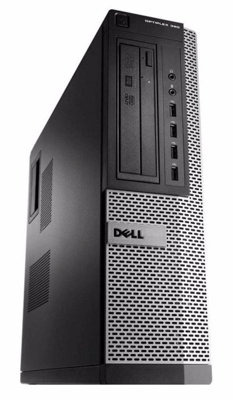 DELL Optiplex 390 SFF Intel Core i3 3.1 GHz / 4 GB / 250 GB / DVD / Win 7 Prof.