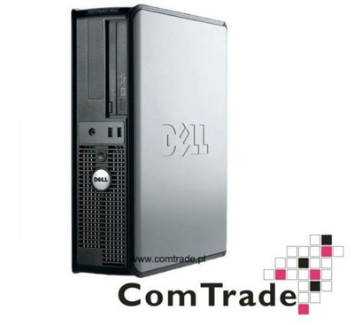 DELL Optiplex 755 Core 2 Duo 2.33 GHz / 3 GB / 160 GB / DVD / Windows 7