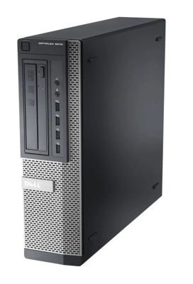 DELL Optiplex 9010 Desktop Core i5 3470 3,2 GHz / 8 GB / 240 SSD / DVD / Win 10 Prof. (Update)