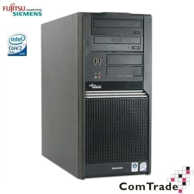 Fujitsu Celsius W370 Core 2 Duo 3,0 GHz / 4 GB / 160 GB / DVD / Win 7