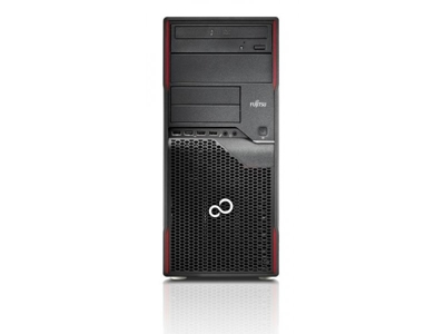 Fujitsu P710 Core i5 3470 3,2 GHz / 8 GB / 240 SSD + 500 GB / DVD / Win 10 Prof. (update) + GTX 1050