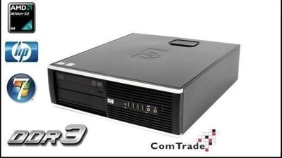 HP Compaq 6005 pro ATHLON X2 B24 3,0 / 4 GB / 250 GB / DVD / Win7 Prof.