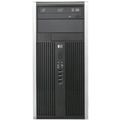 HP Compaq 6200 Elite Tower Core i3 2100 3,1 GHz / 4 GB / 250 GB / DVD / Win7 Prof.