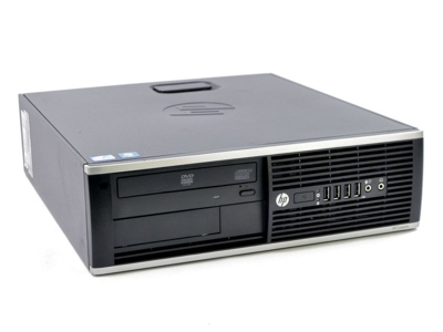 HP Compaq 8000 Elite DualCore 3.0 GHz / 4 GB / 250 GB / DVD / Win7 Prof.