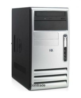 HP DC5100 Tower P4 3.0 GHz / 1 GB / 40 GB / DVD / WinXP