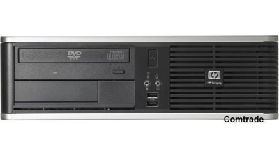 HP DC5850 ATHLON X2 5200+ / 2 GB / 80 GB / DVD-RW / Win 10 (Update)