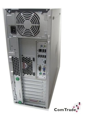HP DC7900 Tower Core 2 Quad 2,66 ( 4-rdzenie ) / 4 GB / 500 GB / DVD-RW / Win 10 Prof. (Update)
