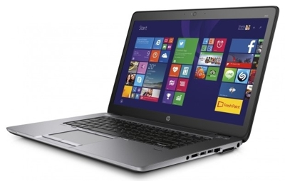 HP EliteBook 850 G1 Core i5 (4-gen.) 4300u 1.9 GHz / 8 GB / 240 SSD  / 15,6'' / Win 10 Prof. (Update)