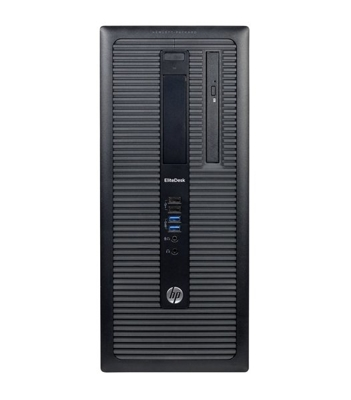 HP EliteDesk 800 G1 Tower Core i5 4570 3,2 GHz / 8 GB / 2 x 500 GB / DVD / Win7