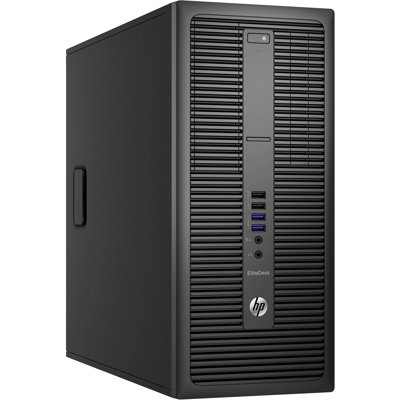HP EliteDesk 800 G2 Tower Core i7 6700 3,4 GHz / 16 GB / 480 SSD / DVD / Win 10 Prof. (Update) + GTX 1060