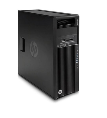 HP Workstation Z440 E5-1650 v3 3,5 GHz (6 rdzeni) / 16 GB / 240 SSD / DVD / Windows 10 Prof. + Quadro K5000