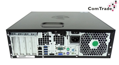 HP Z220 Intel Xeon E3-1240 v2 3,4 GHz / 16 GB / 240 SSD / DVD / Win7 Prof. + Quadro K620