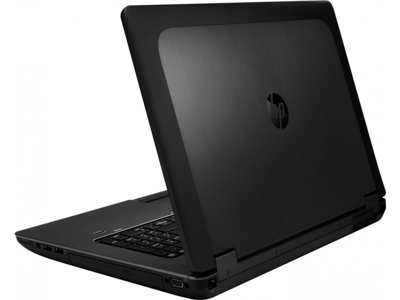 HP ZBOOK 17 Core i7 4710MQ 2.5 GHz (4-rdzenie)  / 16 GB / 240 SSD / 17'' / Win 7 Prof. + nVidia Quadro K1100m