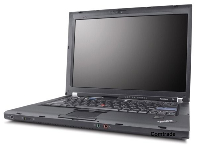 Laptop IBM T61 Core 2 Duo