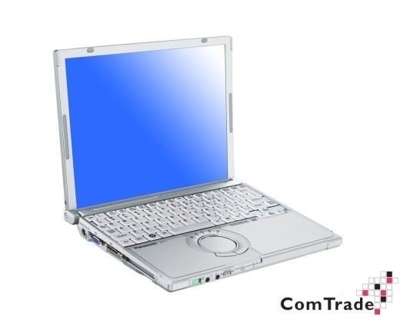 Panasonic ToughBook CF-T8 Core 2 Duo 1,2 GHz / 3 GB / 120 SSD / Win 10 (Update)