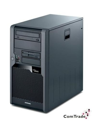 Siemens P5730 Tower Core 2 Duo 3,0 GHz / 4 GB / 160 GB / DVD / Win 10 (Update)