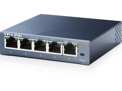 Switch TP-Link TL-SG105 5x10/100/1000Mb